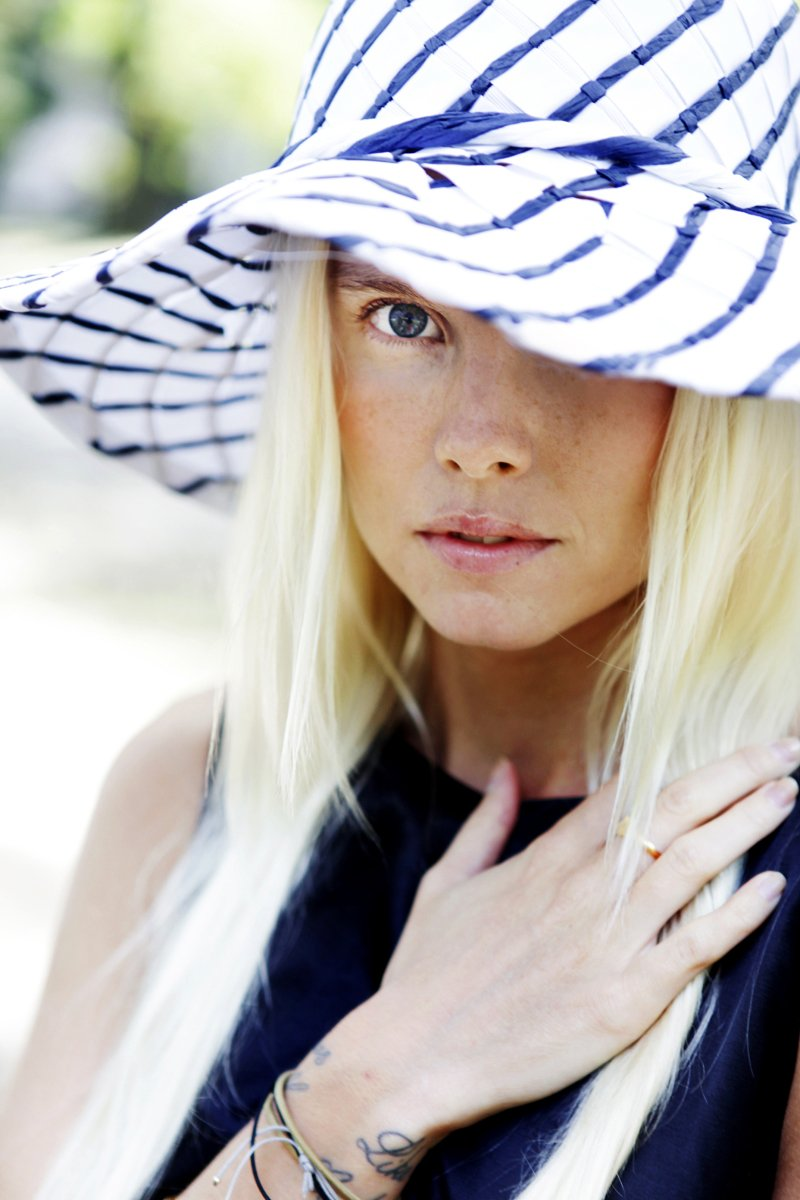 MJM Hats, Julie Reumert, Fotograf Rie Neuchs